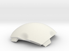 NSphere Palm (tile type:4) in White Strong & Flexible