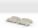 Bugatti Set in White Acrylic