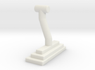 Shifter Handle 1/10 in White Strong & Flexible