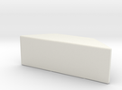 Card Holder 02 in White Strong & Flexible