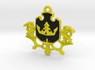 National Crest In Full Color in Full Color Sandstone