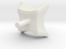 Spark Casing Bottom Handle Final R in White Strong & Flexible