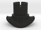 Quad Lock Short Stem Mount in Black Strong & Flexible