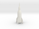 A9A10A11 Rocket 1:400 in White Strong & Flexible