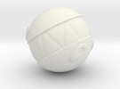 Circus Ball in White Strong & Flexible
