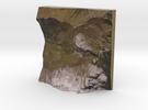 Pordoi in Full Color Sandstone