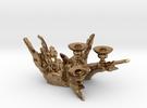Driftwood in Raw Brass