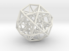Sphere 2 Large in White Strong & Flexible