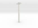 Custom Mercury Pen in White Strong & Flexible