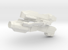 Hypheros Cargo Frighter CS-FTL3 in White Strong & Flexible