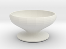 pimpernel vase in White Strong & Flexible