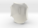 DJI 450 Fuselage Canopy in White Strong & Flexible