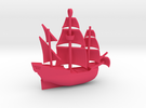 Galleon Revised (Oct 25) in Pink Strong & Flexible Polished