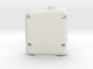 Wide Servo Case in White Strong & Flexible
