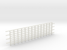 CRIB-WALL1-64-8 Tair in White Strong & Flexible