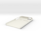 Iphone 5s 10 Top in White Strong & Flexible