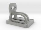 Mini-Z Motor Break-In Stand Single V1 in Metallic Plastic