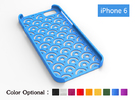IPhone6 Case-clouding in Blue Strong & Flexible Polished
