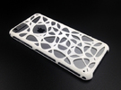 iPhone 6 Plus / 6s Plus case - Cell 2 in White Strong & Flexible