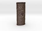 Dragon Eye Lighter Case in Polished Bronze Steel