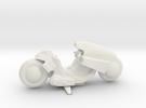 Kaneda's Bike in White Strong & Flexible