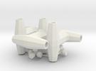 HO/1:87 Dolos 3m x3 kit in White Strong & Flexible