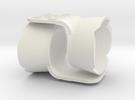 Mobius Petal Lenshood Ver 3.0 (2 pcs) in White Strong & Flexible
