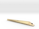 For iPhone Bumper 「truss」  Stand strap bar in 14K Gold