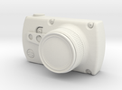 Harley Davidson Camera Concept in White Strong & Flexible