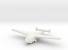DFS-331 German Glider (1/600 Scale)-Qty.1 in White Strong & Flexible