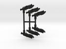 Ravager Shotgun Pack  in Black Strong & Flexible