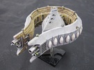 Rushi Battle Carrier - Outer Belt in White Strong & Flexible