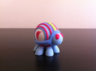 Rainbow-Buggy in Full Color Sandstone