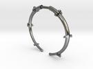 Revival Horn Cuff - Small in Premium Silver
