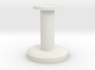 Round Stand 3cm in White Strong & Flexible