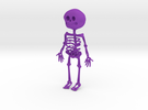 Skelly in Purple Strong & Flexible Polished