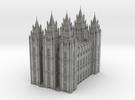 SLC LDS Temple in Metallic Plastic