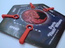 Replacement Clips Betrayal - Single Player in Red Strong & Flexible Polished