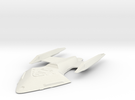 Prometheus secondary hull in White Strong & Flexible