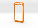IPhone 6  in Orange Strong & Flexible Polished