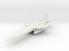 IM-99 Bomarc 1/200 in White Strong & Flexible