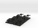 6 Bomber Marker in Black Strong & Flexible