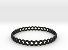 banglebubble in Black Strong & Flexible