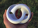 Crossing Torus I in Sandstone
