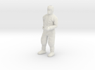 Clean Room Workman Nr. 3 / 1:20 in White Strong & Flexible