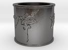 garden fairies Ring Size 6.75 in Polished Nickel Steel