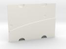 "Fender Five string Jazz Standard 9.5"" Radius ramp in White Strong & Flexible"