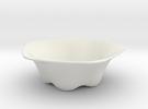 Flow Vase in White Strong & Flexible