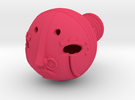 Sharkpasha's Head in Pink Strong & Flexible Polished