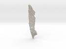 Manhattan Pendant Smaller in White Strong & Flexible